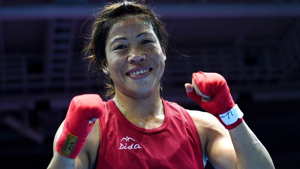 Mary Kom has set her sights on the Commonwealth Games in April and even the Tokyo Olympics in 2020 where she hopes to improve on the bronze medal she won in the London Olympics.