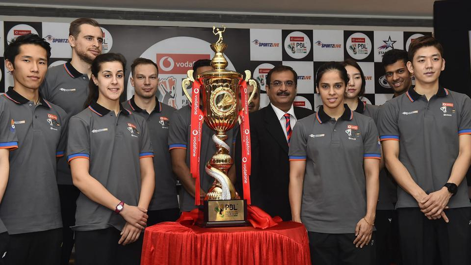Guwahati all set for Saina-Sindhu clash in PBL-3 opener