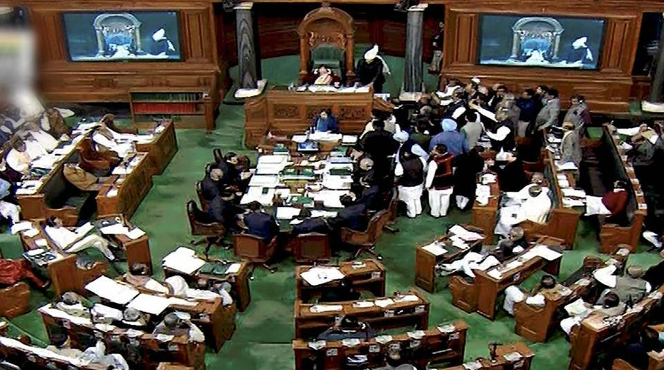 Parliament of India,Winter session,Narendra Modi