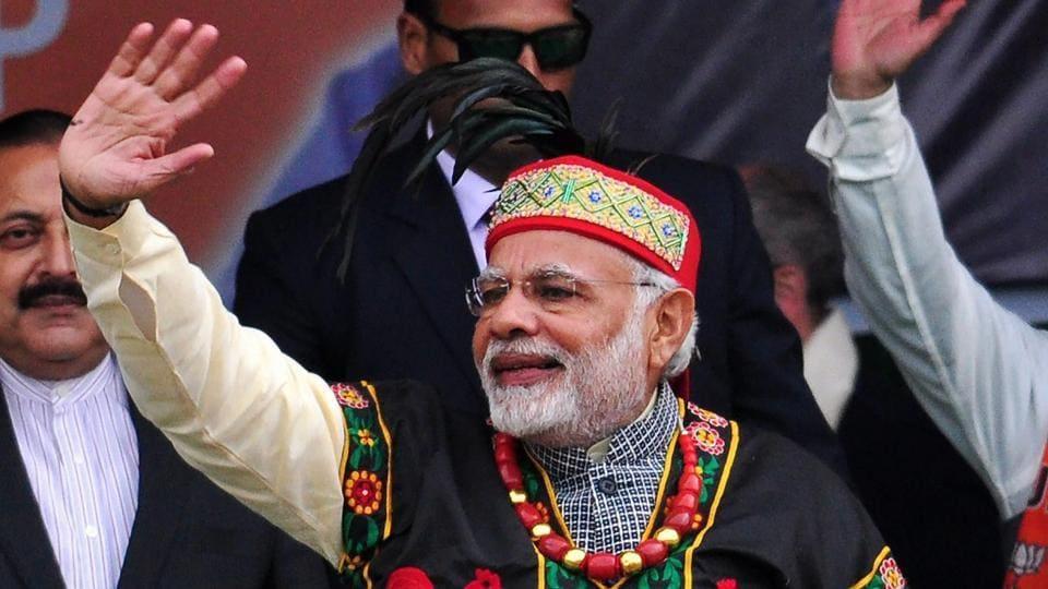 Narendra Modi,Northeast,BJP