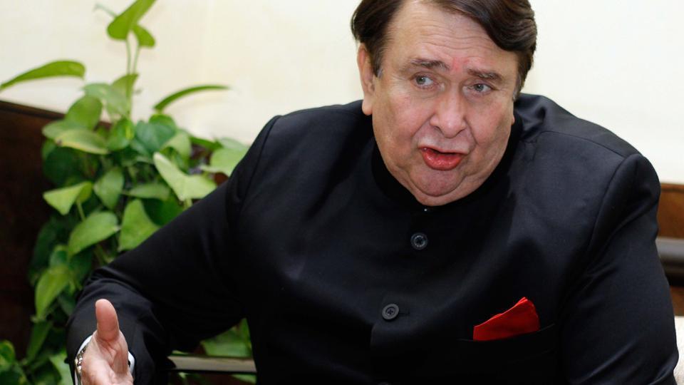 Randhir Kapoor,Karisma Kapoor,Kareena Kapoor Khan