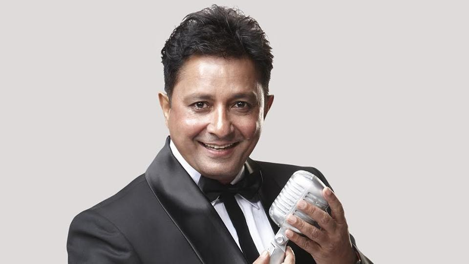 Singer Sukhwinder Singh was in Delhi recently for a live show.
