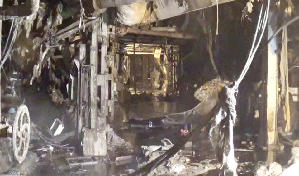 5 killed,nine injured,boiler blast