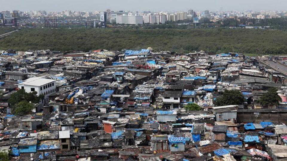 MUMBAI,SLUMS,SRA