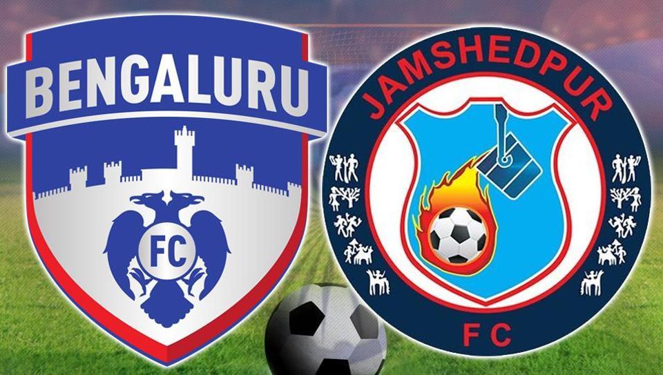 ISL,Bengaluru FC vs Jamshedpur FC,live score
