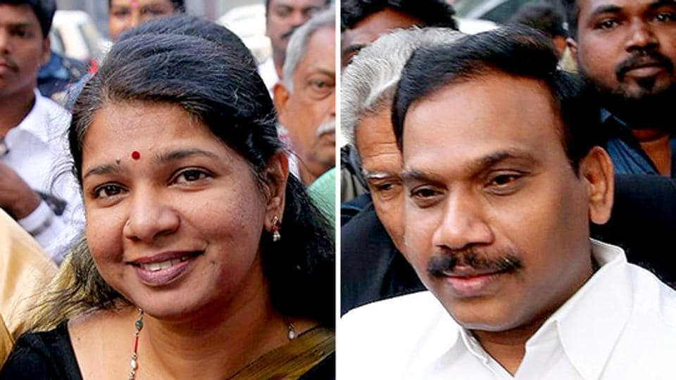 A special today has acquitted 19 accused including former telecom minister A Raja and DMK leader Kanimozhi in 2G spectrum scam cases.