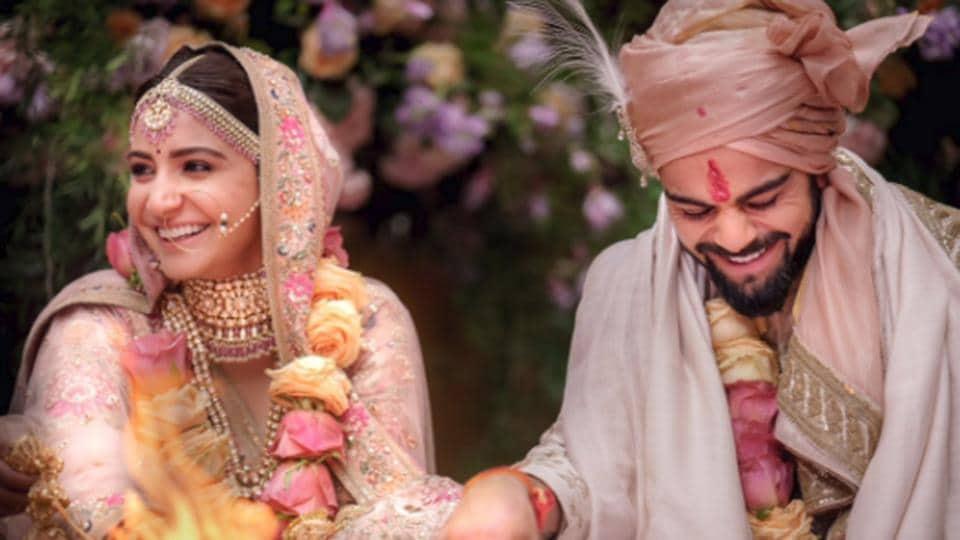 Virat Kohli,Anushka Sharma,Virat Kohli wedding