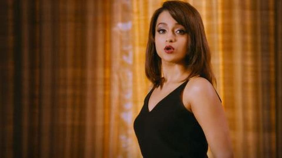 Mohini trailer: Trisha plays the titular role in this film.