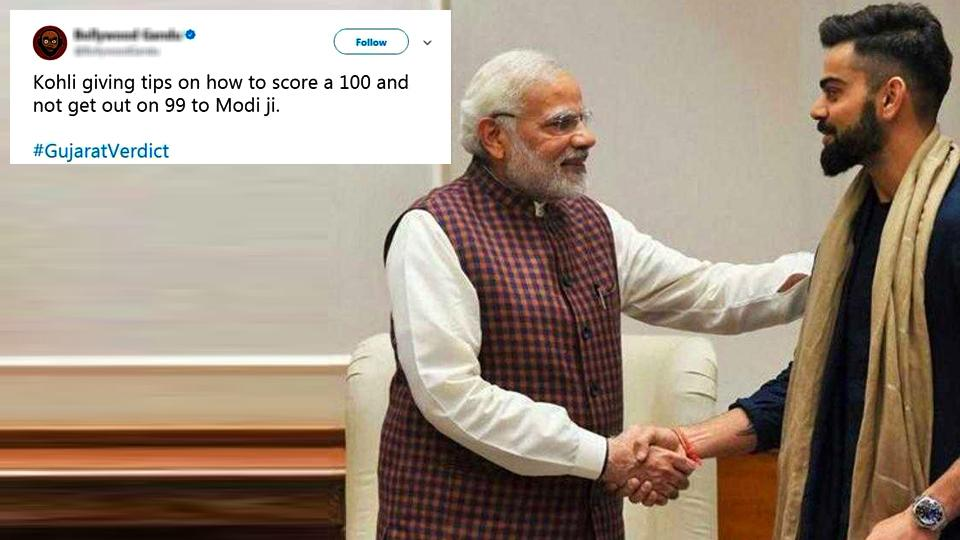 Trolls had a field day on Twitter, turning photos of Virat Kohli and Anushka Sharma meeting PM Narendra Modi into memes