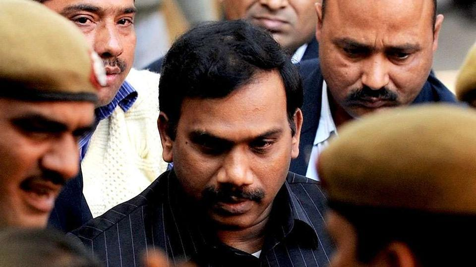 2G scam,2G judgment,A Raja