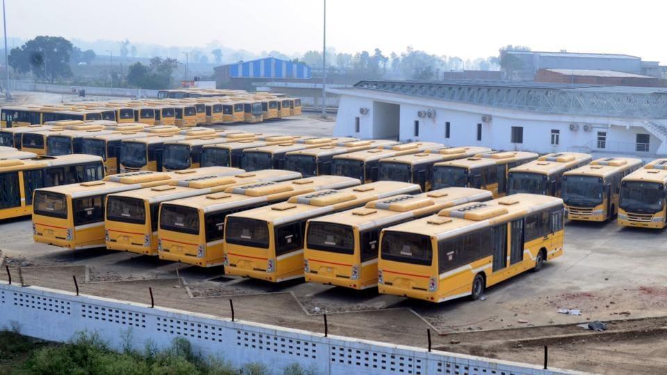Punjab news,Amritsar,Bus Rapid Transit System