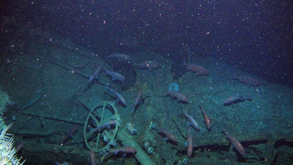 Mystery solved as Australian submarine found after 103 years disappeared in WWI