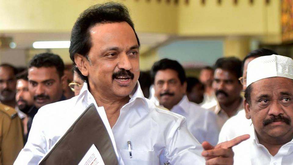 Stalin proves might in Karur!