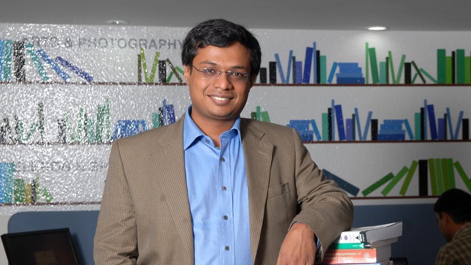 Flipkart co-founder and chairman Sachin Bansal.