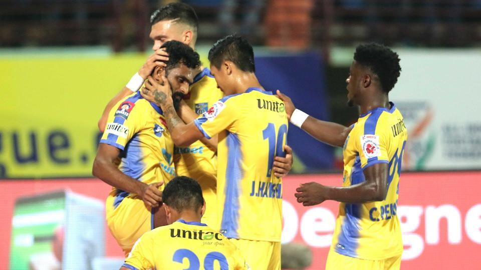 Kerala Blasters will face Chennaiyin FC in the Indian Super League on Friday.