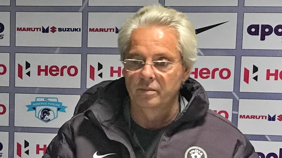 Luis Norton de Matos is confident of his side doing well in the I-League this season.