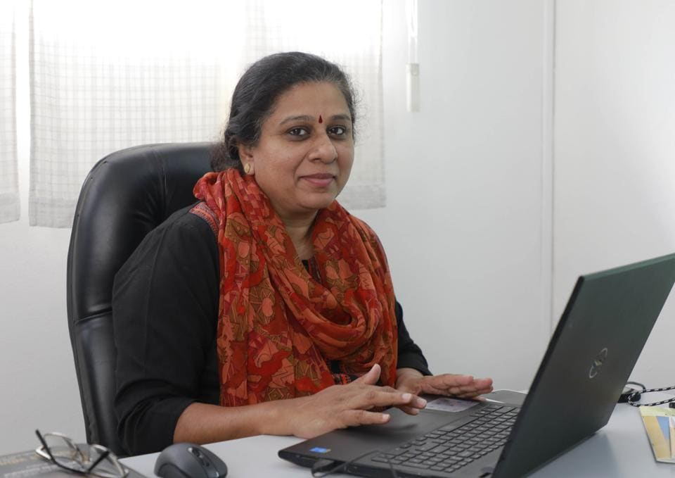 Anita Iyer founder in Ekansh Trust