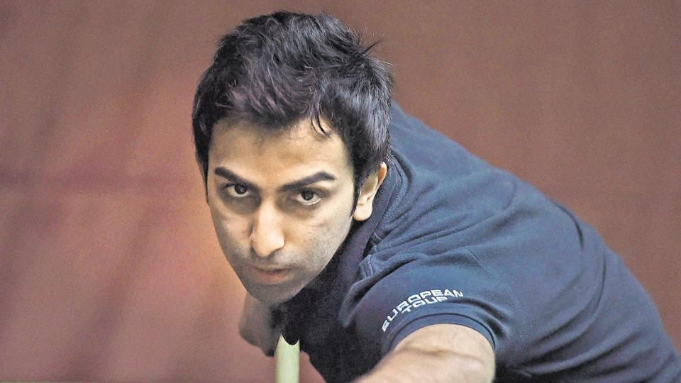 Pankaj Advani is well on his way to another national crown.