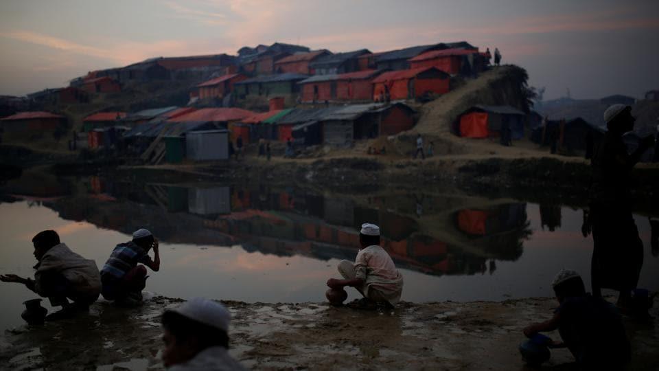 Pakistan,Rohingya,Bangladesh