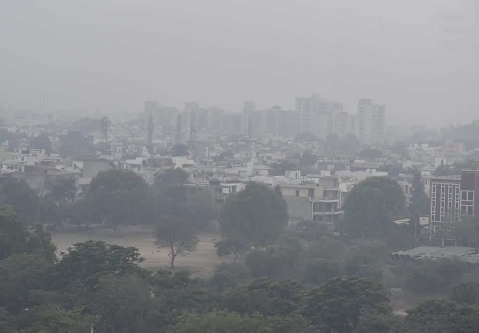 GRAP,Gurgaon,Air quality