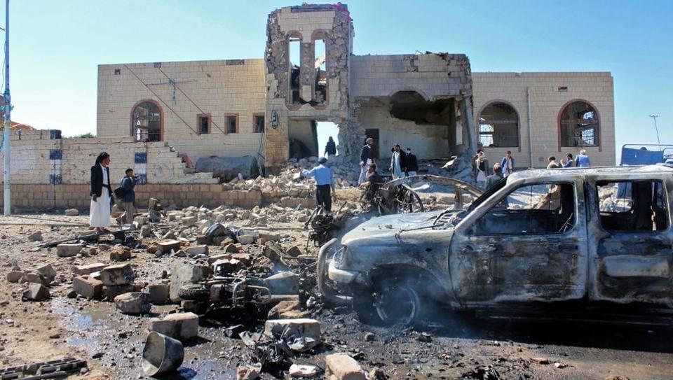 Saudi Arabia,Saudi led coaltion,Yemen