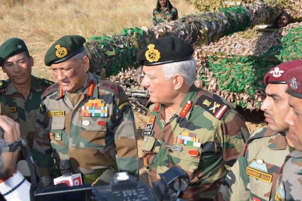 Rajasthan news,Army chief,Pak peace talks