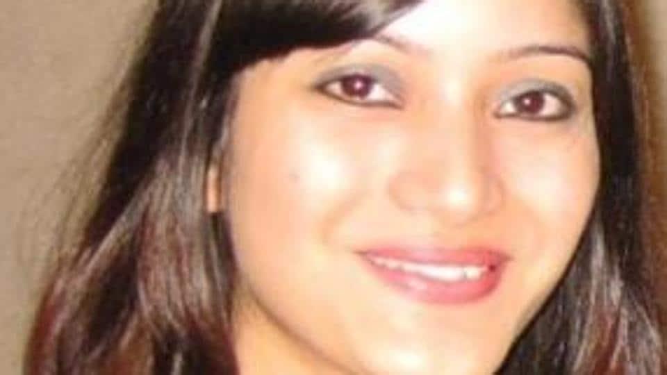 Victim Sheena Bora.