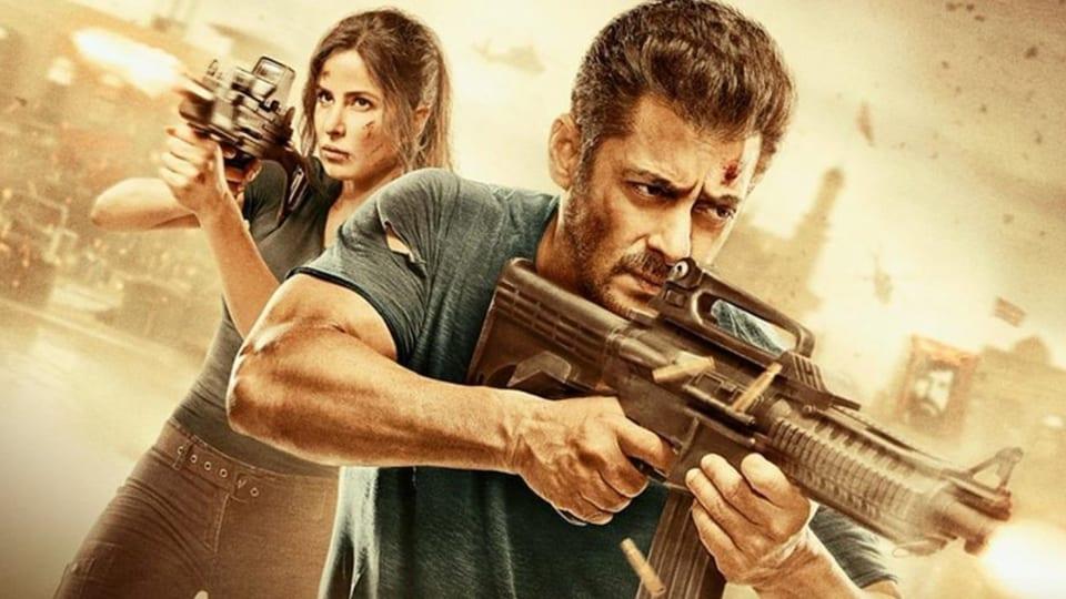Salman Khan and Katrina Kaif reprise their roles in Tiger Zinda Hai, a sequel to Ek Tha Tiger.