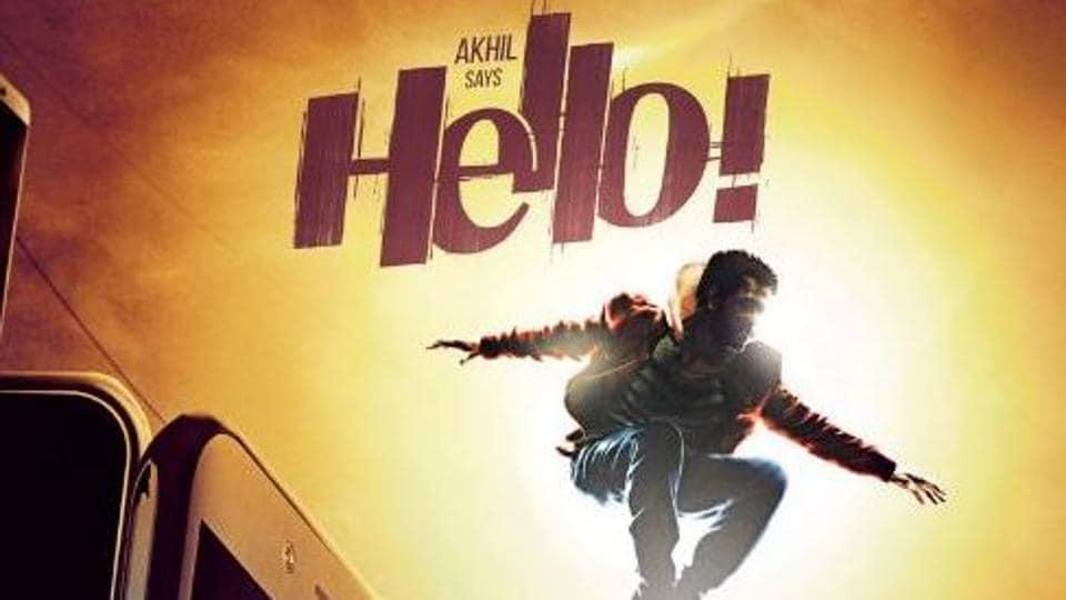 Akhil Akkineni's Hello,Akhil Akkineni,Hello