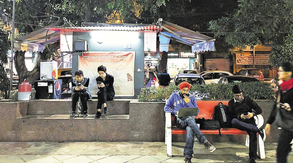 Delhiwale,Dilliwale,Green Park Market