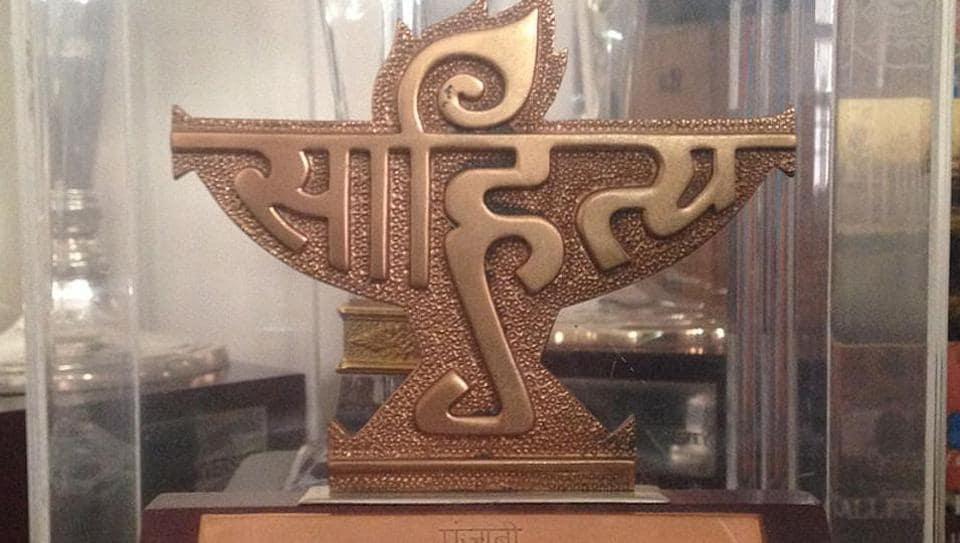 Late Tamil poet Inqulab,Sahitya Akademi Awards,Sahitya Akademi