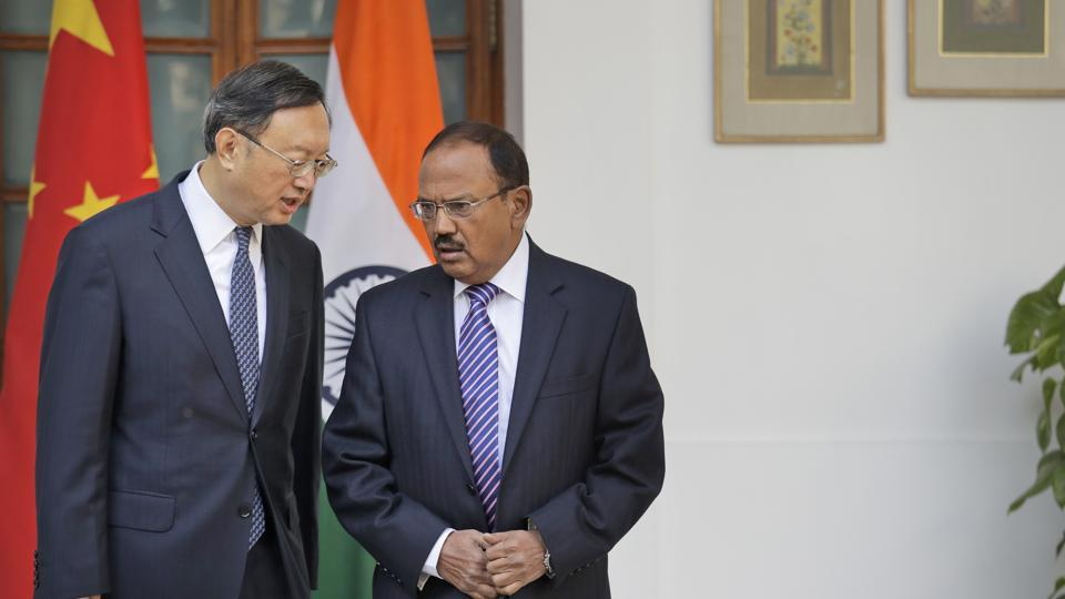 India China Hold Talks On Doklam Standoff Other Border Issues