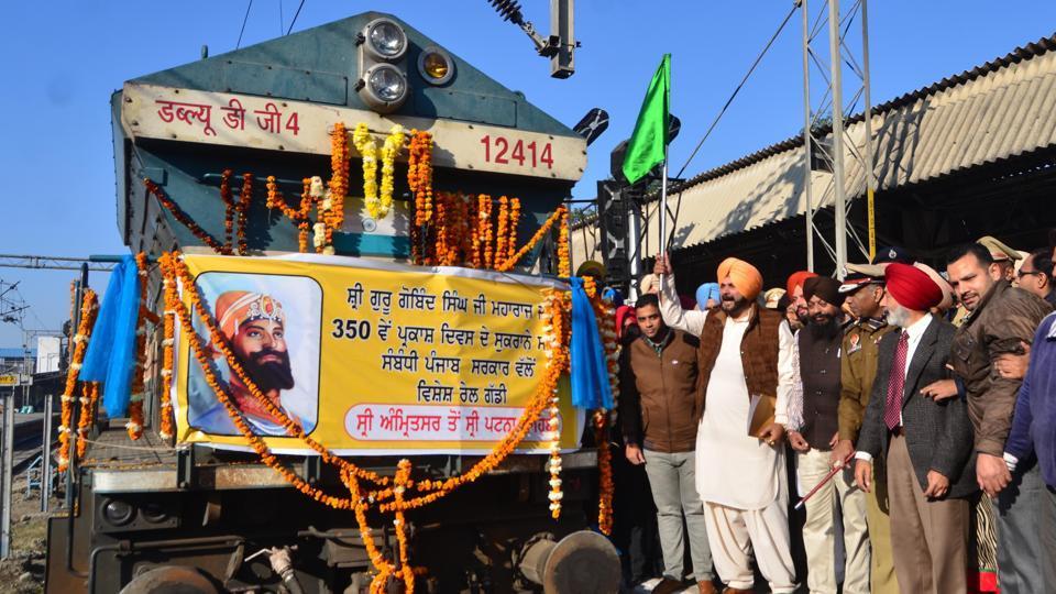 Amritsar,Guru Gobing Singh 350th birth anniversary,Sri Patna Sahib