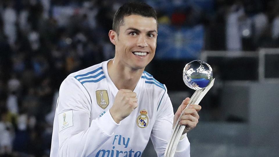 Cristiano Ronaldo,El Clasico,Real Madrid