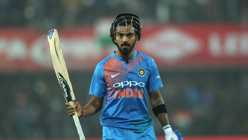 Rahul fell for 89 as India ended up on 260/5, their highest score in Twenty20 Internationals.  (BCCI)