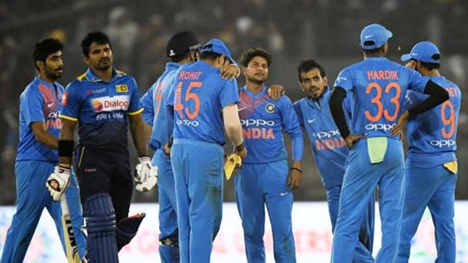 India defeated Sri Lanka by 88 runs at the Holkar stadium in Indore to take an unassailable 2-0 lead in the series. Get full cricket score IND vs SL, 2nd T20 here.