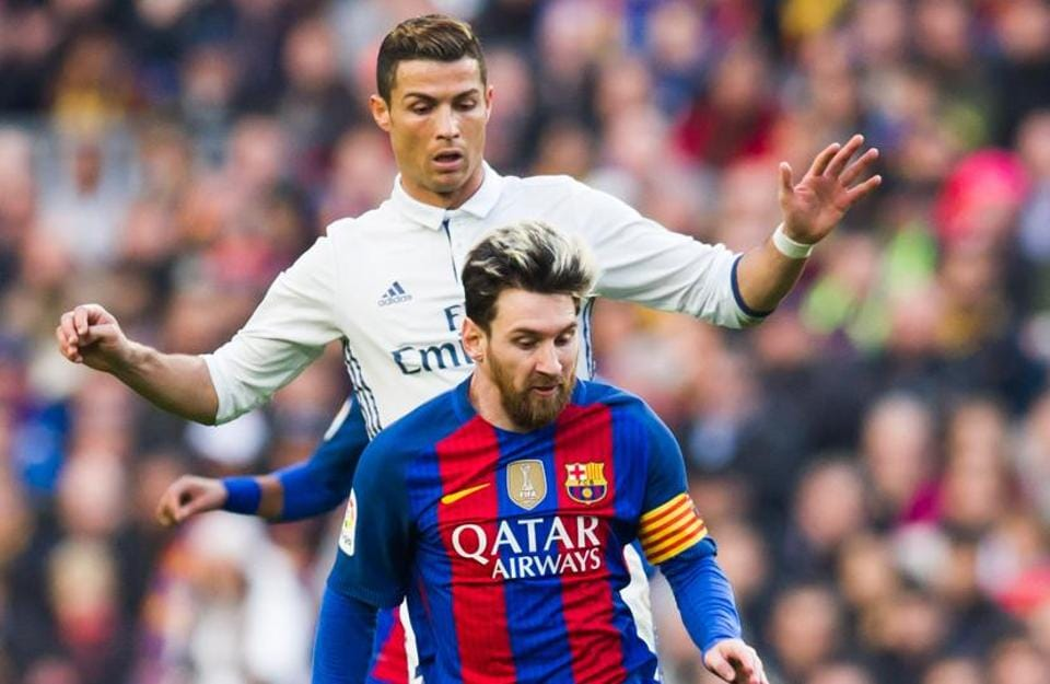 El Clasico,Real Madrid vs Barcelona,Real Madrid