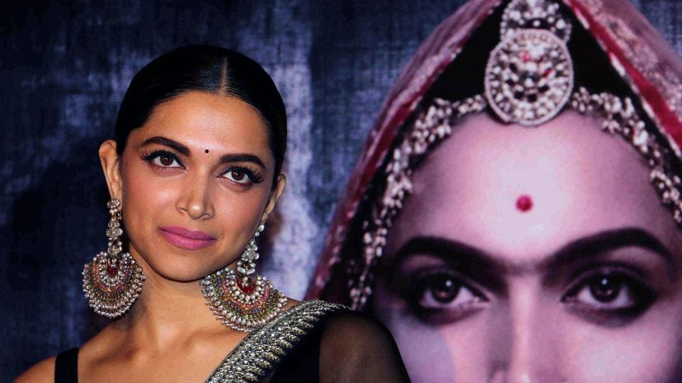 (This file photo taken on November 01, 2017 shows Indian Bollywood actress Deepika Padukone posing for a photograph during a promotional event for the forthcoming Hindi film Padmavati.