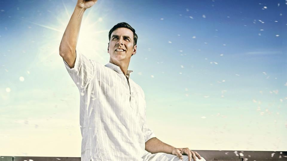 PadMan will release on January 26, 2018.