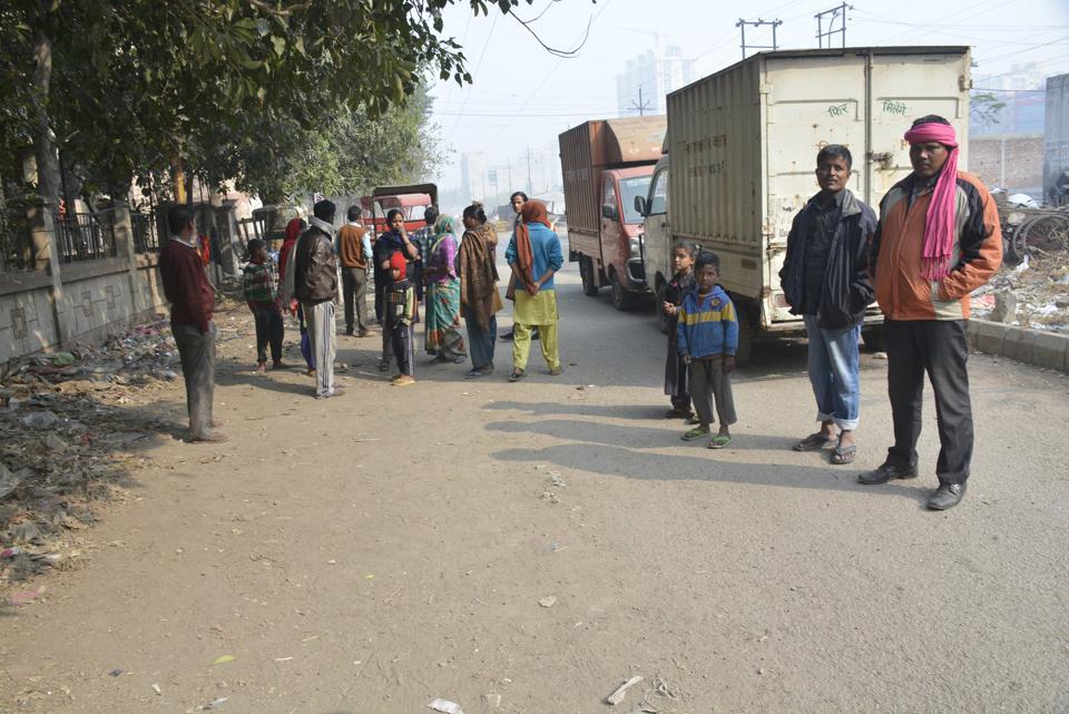 Ghaziabad crime,juvenile,minor shoots