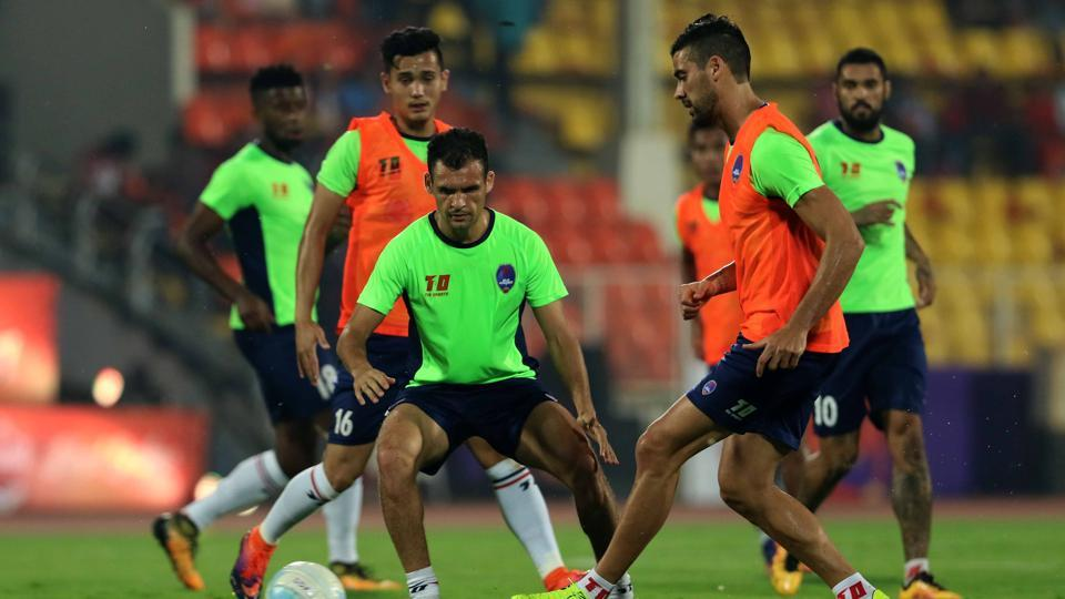 Indian Super League,ATK,Delhi Dynamos