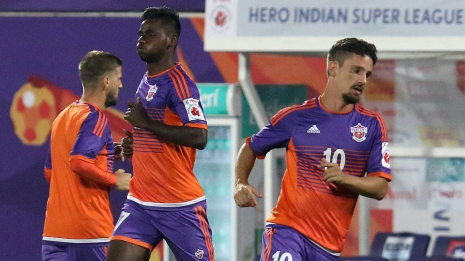 FC Goa,FC Pune City,Indian Super League