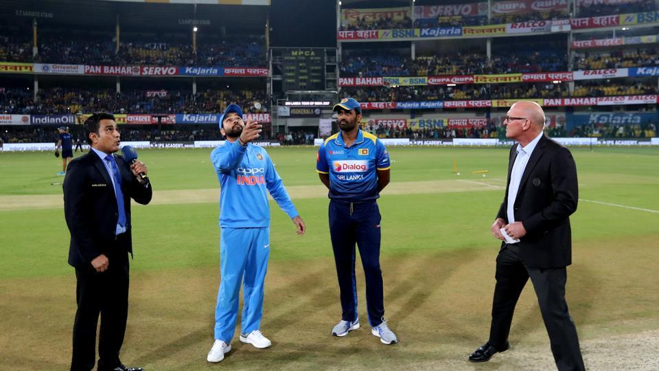 Sri Lanka won the toss and chose to bowl in the second Twenty20 International at the Holkar stadium in Indore, which was hosting its first Twenty20 match. (BCCI)