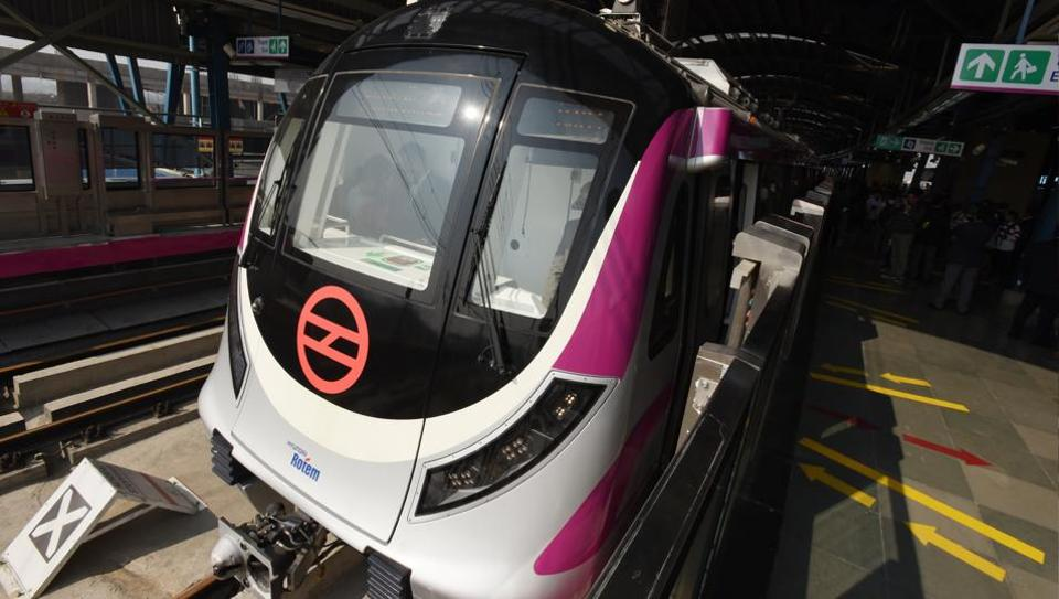 Modi to inaugurate Magenta Line of Delhi metro tomorrow