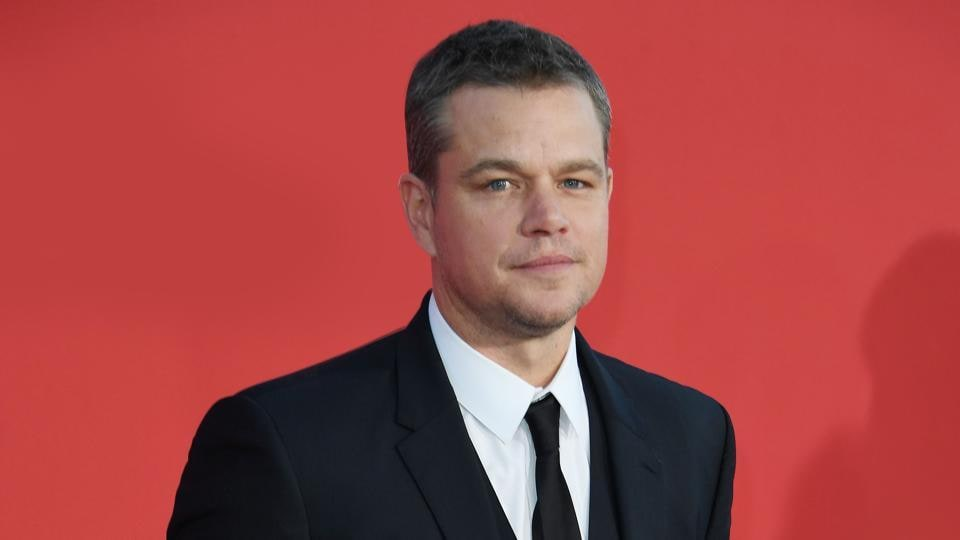 """The petition alleges that Matt Damon  """"enabled"""" Harvey Weinstein's conduct by trying to squash a New York Times report in 2004 that detailed instances where the now fallen Hollywood mogul exploited his status as a studio executive to harass and assault women."""