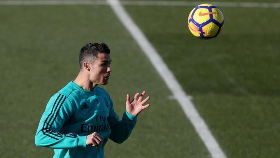 Cristiano Ronaldo,Real Madrid,El Clasico