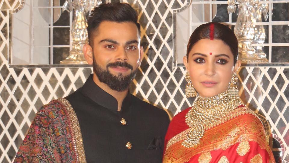 Virat Kohli,Anushka Sharma,Virushka