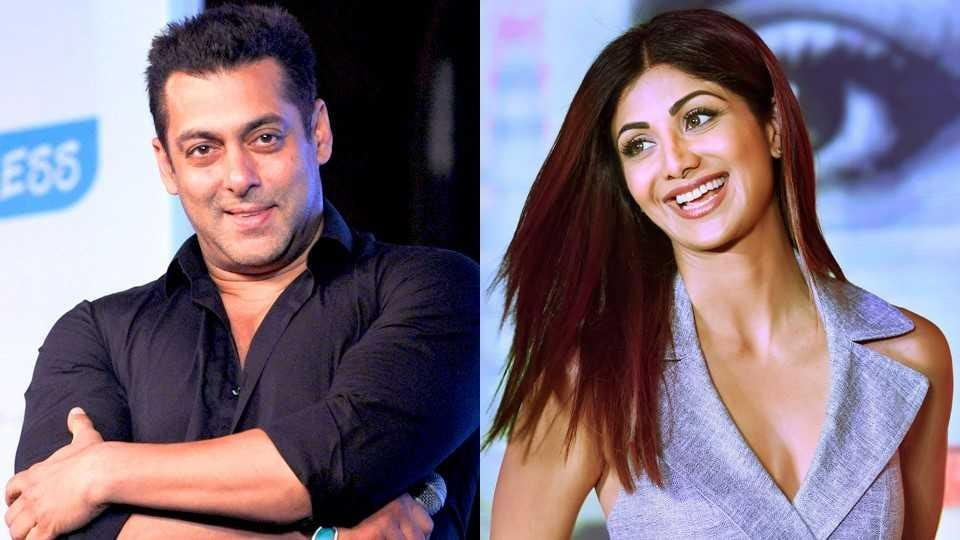 Salman Khan,Shilpa Shetty,Mumbai police