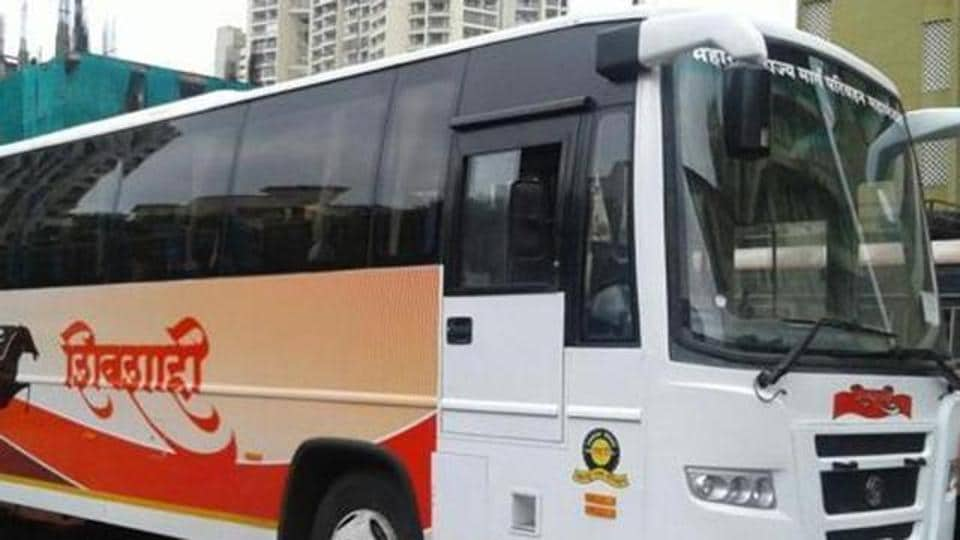 The new AC bus service fleet will comprise Shivshahi buses
