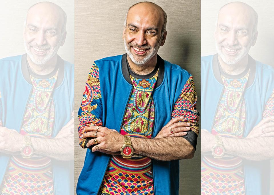 Designer Manish Arora says it is the execution that matters more than the inspiration